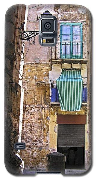 Little Street Of Palermo Galaxy S5 Case