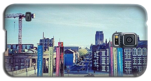 #liverpool #liverpoolcathedrals Galaxy S5 Case by Abdelrahman Alawwad