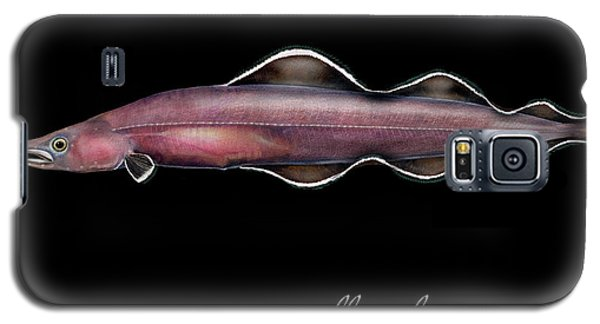 Living Fossil Eel - Protoanguilla Palau Galaxy S5 Case