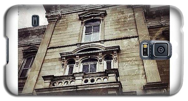 Ohio Galaxy S5 Case - Local Courthouse by Natasha Marco