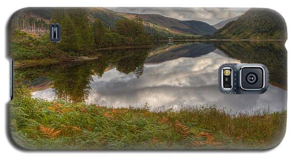 Loch Dughaill Scotland Uk Galaxy S5 Case by Gabor Pozsgai