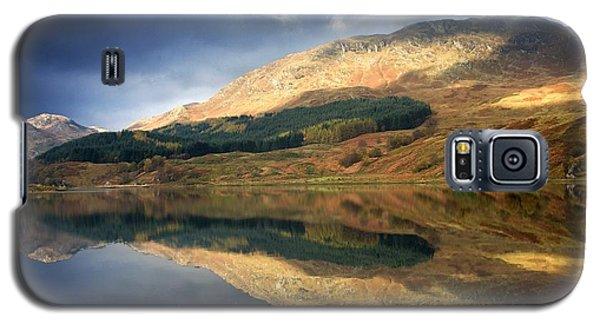 Loch Lobhair, Scotland Galaxy S5 Case