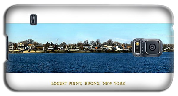 Locust Point Bronx New York Galaxy S5 Case