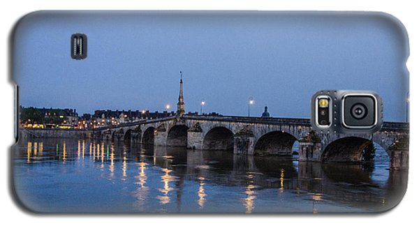 Loire River By Night Galaxy S5 Case