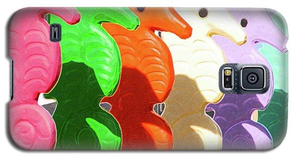 Lolli-horses Galaxy S5 Case