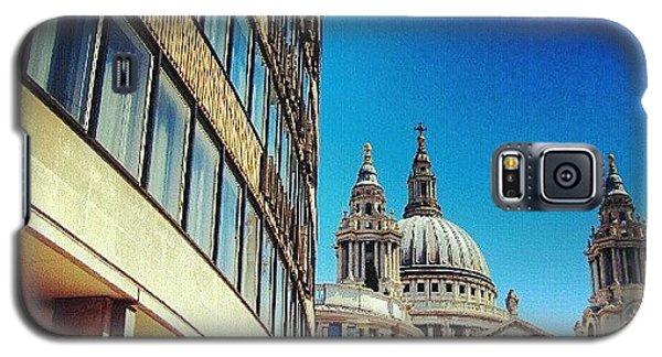 London - #greatbritain #london #uk Galaxy S5 Case by Abdelrahman Alawwad