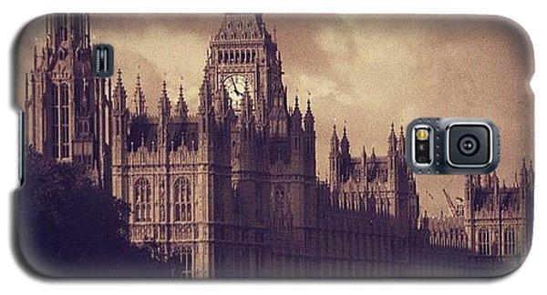 London Galaxy S5 Case - #london 05.10.1605 by Ozan Goren