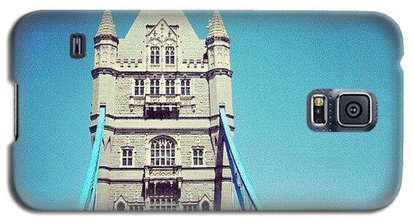 London Galaxy S5 Case - London Bridge, May - 2012 #london by Abdelrahman Alawwad