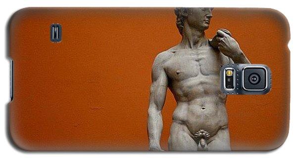 London Galaxy S5 Case - #london #david #michelangelo #sculpture by Ozan Goren