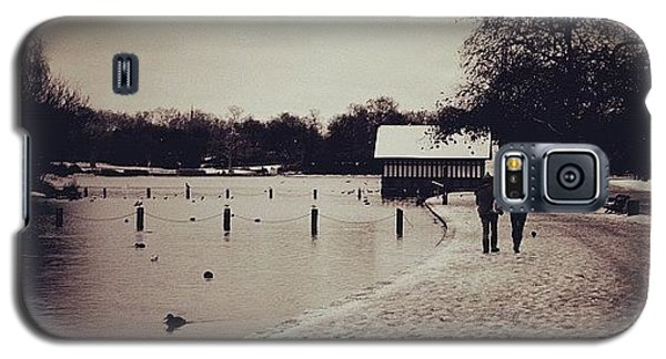 London Galaxy S5 Case - #london #hydepark by Ozan Goren