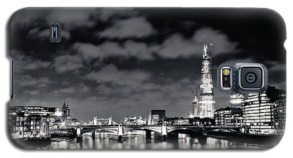 London Lights At Night Galaxy S5 Case