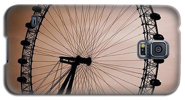London Galaxy S5 Case - #london #londoneye #bigben by Ozan Goren