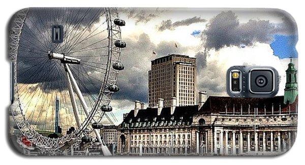 London Galaxy S5 Case by Mark B