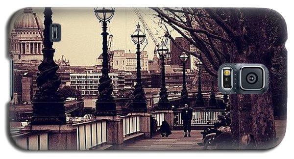 London Galaxy S5 Case - #london #southbank #stpaul by Ozan Goren