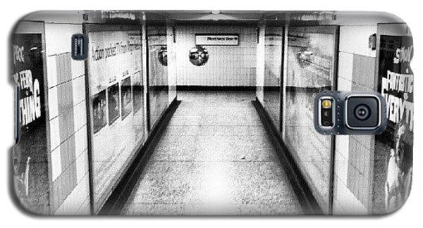 London Undergrounds! #london Galaxy S5 Case by Abdelrahman Alawwad