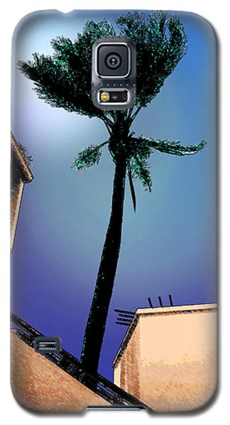 Lone Palm Galaxy S5 Case