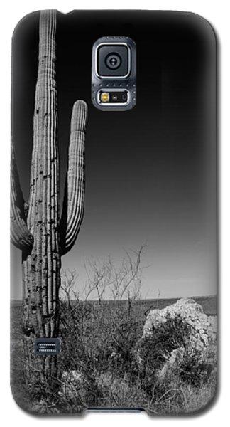 Lone Saguaro Galaxy S5 Case