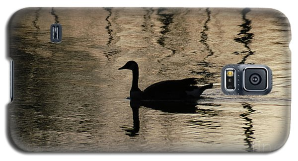 Galaxy S5 Case featuring the photograph Lonely by Vilas Malankar