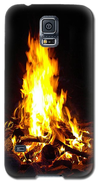 Look Into The Fire Galaxy S5 Case