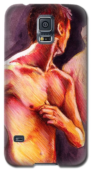 Look Over Your Shoulder Galaxy S5 Case