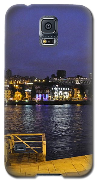 Galaxy S5 Case featuring the photograph Looking At Something Interesting by Kirsten Giving