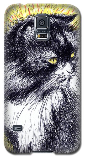 Looking Back Galaxy S5 Case