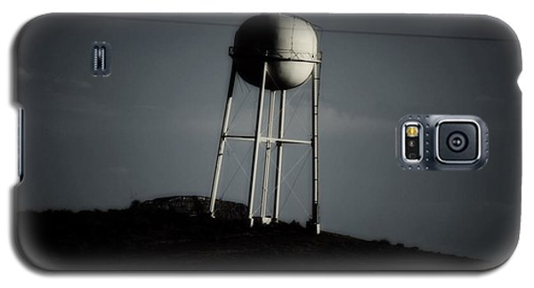 Galaxy S5 Case featuring the photograph Lopsided Tower by Jessica Shelton