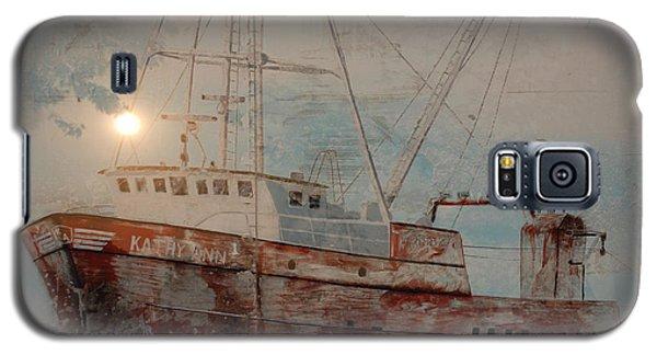 Lost At Sea Galaxy S5 Case