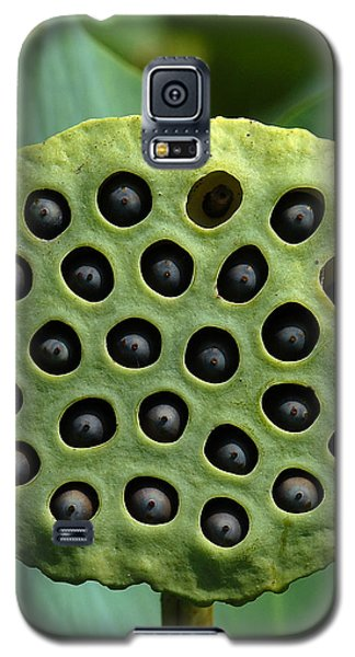 Lotus Capsule-missing Children Dl054 Galaxy S5 Case by Gerry Gantt