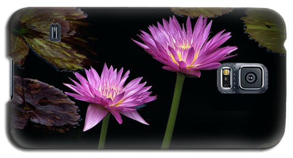 Lotus Water Lilies Galaxy S5 Case