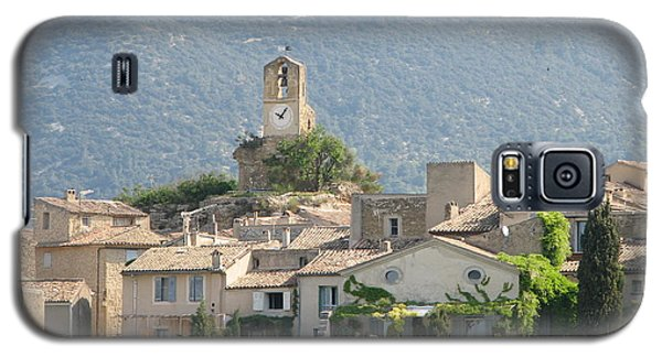 Galaxy S5 Case featuring the photograph Lourmarin In Provence by Carla Parris