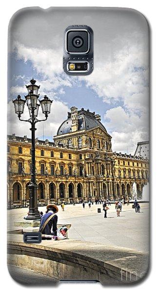 Louvre Museum Galaxy S5 Case by Elena Elisseeva