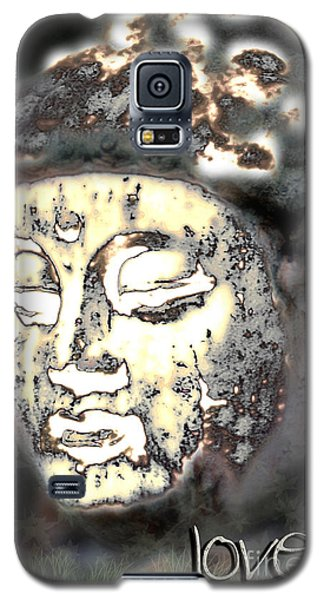 Galaxy S5 Case featuring the photograph Love Glows by Vicki Ferrari
