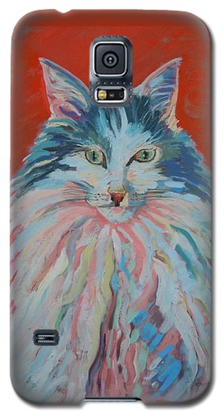 Lovely Star Galaxy S5 Case by Francine Frank