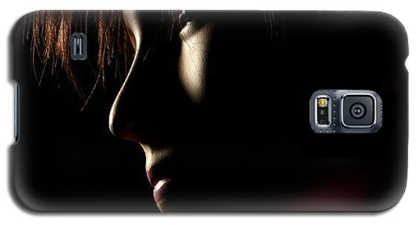 Low Light #portrait Galaxy S5 Case