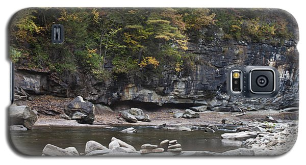 Loyalsock Creek In The Fall Galaxy S5 Case
