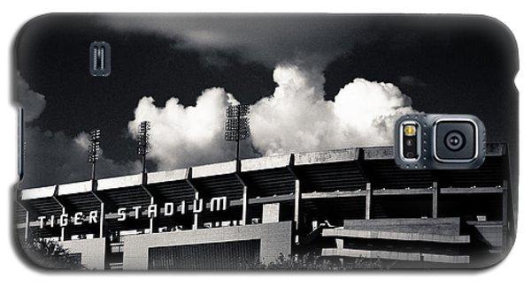 Lsu Tiger Stadium Black And White Galaxy S5 Case