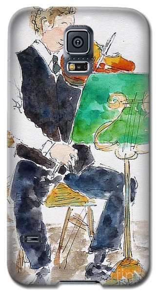 Lucas On First Violin Galaxy S5 Case