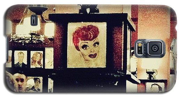 Lucille Ball Galaxy S5 Case by Natasha Marco