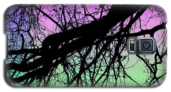 Galaxy S5 Case featuring the photograph Lunar Silhouette by Amy Sorrell