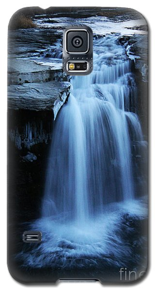 Lundbreck Falls Galaxy S5 Case