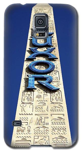 Luxor Las Vegas Obelisk Galaxy S5 Case