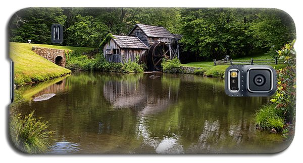 Mabry Mill And Pond Galaxy S5 Case