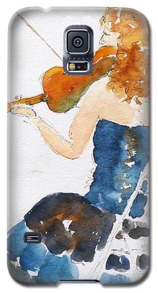 Magdalena On Viola Galaxy S5 Case