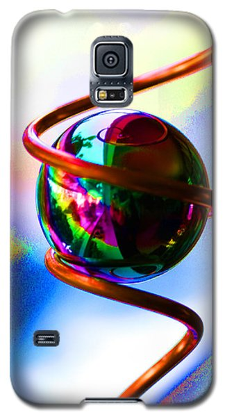 Magical Sphere Galaxy S5 Case