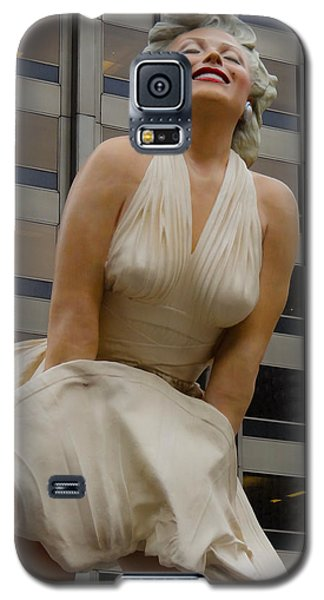 Magnificent Marilyn Galaxy S5 Case