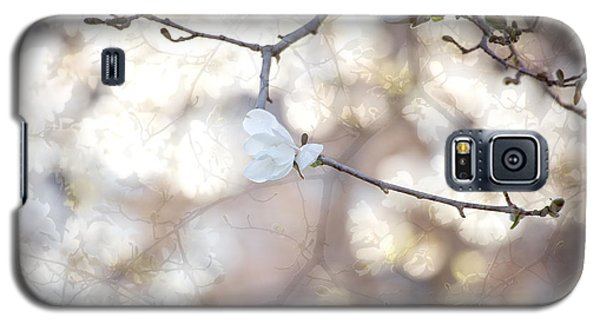 Galaxy S5 Case featuring the photograph Magnolia Dream by Susan Cole Kelly