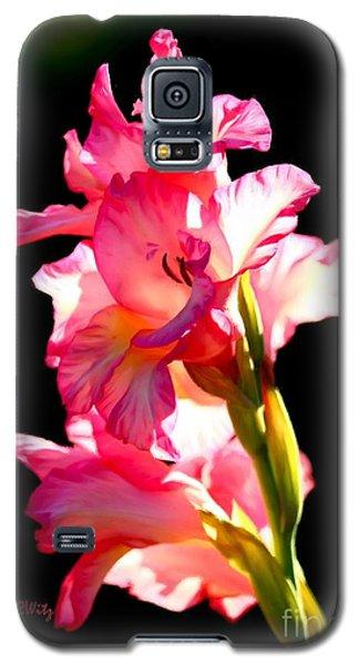 Majestic Gladiolus Galaxy S5 Case