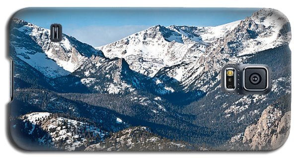 Majestic Rockies Galaxy S5 Case by Colleen Coccia