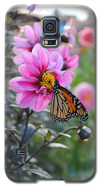 Galaxy S5 Case featuring the photograph Making Things New by Michael Frank Jr